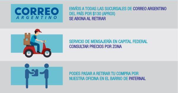 envio argentino