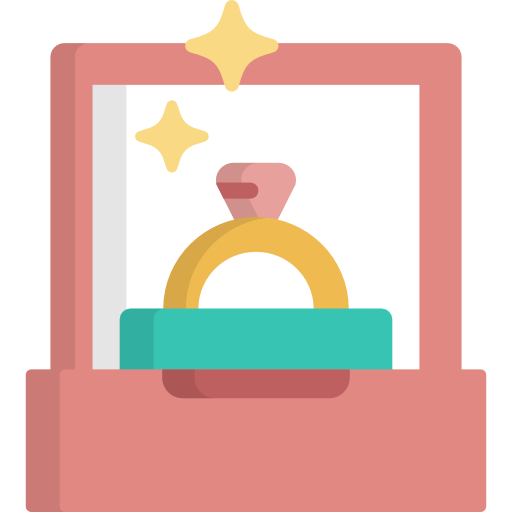 Bolsas de regalo y cajas de joyas